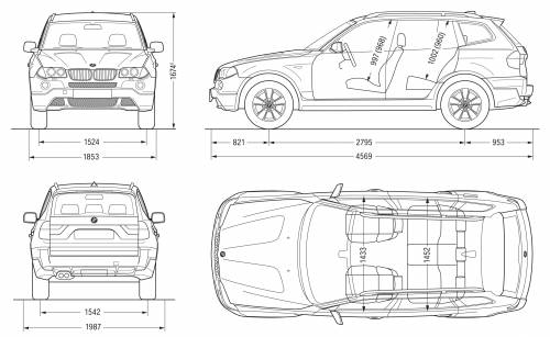 BMW X5 E53 Turbo Mega Super Puper further Car And Driver 2017 Suv Reviews moreover Bmw X5 E70 Fuse Box Also Door further Blueprints additionally Showthread. on bmw x3 size dimensions