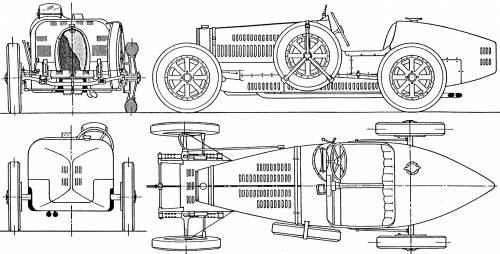 Bugatti Type 35C (1929)