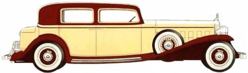 Cadillac V16 Town Sedan (1932)