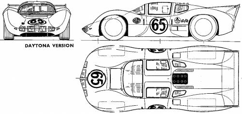 Chaparral 2D GT Daytona (1966)