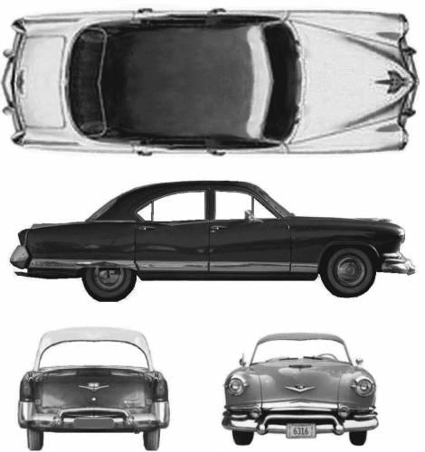 Chevrolet 1950s (Unidentified Model)