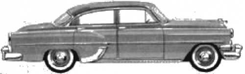 Chevrolet 210 4-Door Sedan (1954)