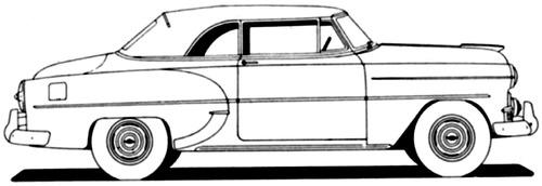 Chevrolet 210 Convertible (1953)