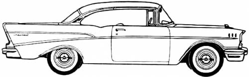 Chevrolet 210 Sport Coupe (1957)