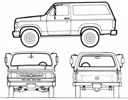 Chevrolet BR Bonanza