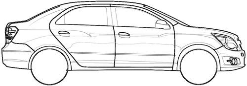 Chevrolet BR Cobalt (2014)