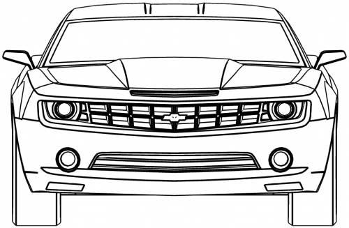 Chevrolet Camaro (2009)