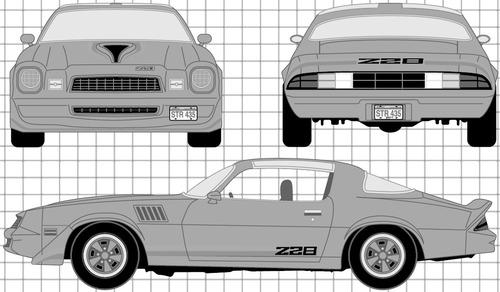 Chevrolet Camaro Z28 (1979)