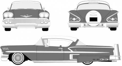 Chevrolet Impala Sport Coupe (1958)