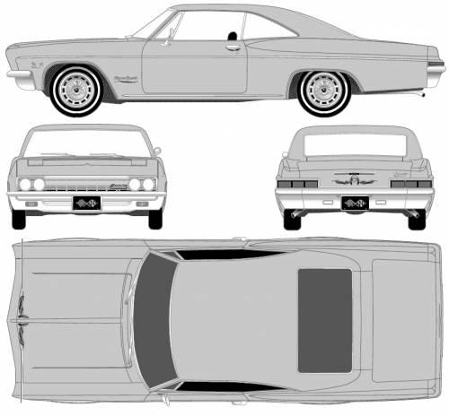 Chevrolet Impala SS Sport Coupe (1966)
