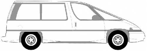 Chevrolet Lumina APV (1993)