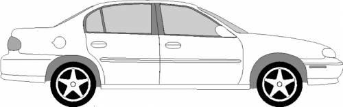 Chevrolet Malibu (1998)