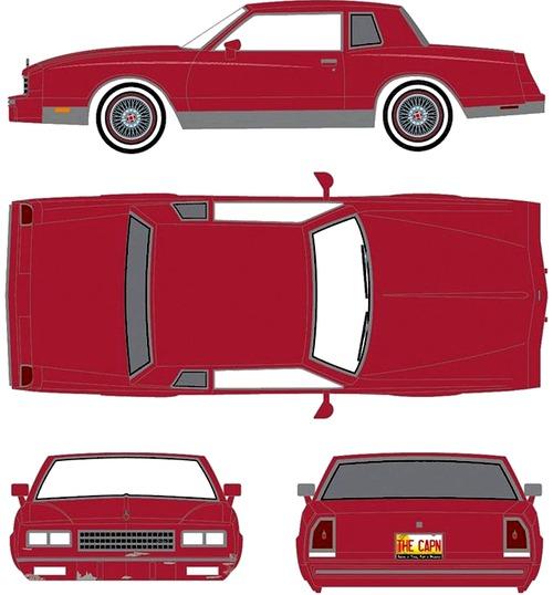 Chevrolet Monte Carlo (1982)