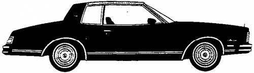 Chevrolet Monte Carlo Landau Coupe (1979)