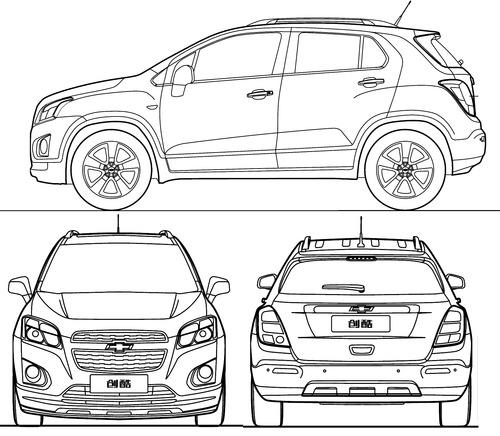 Chevrolet Trax (2015)