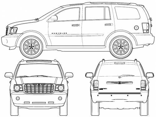 Chrysler Aspen (2007)