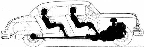 Chrysler Imperial 4-Door Sedan (1952)
