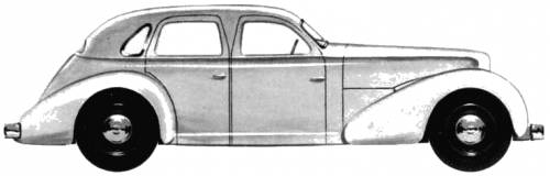 Cord 810 Sedan (1935)