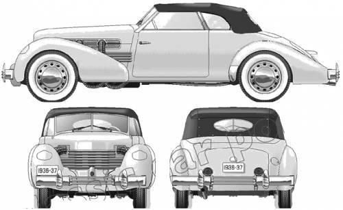 Cord 810 Sportsman (1937)