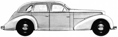 Cord Prototype Sedan (1935)