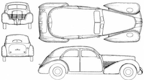 Cord Sedan (1937)