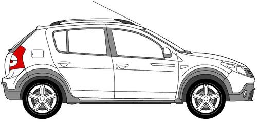 Dacia Sandero Stepway (2013)
