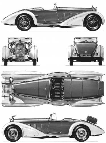 Delage D8 Grand Sport (1932)