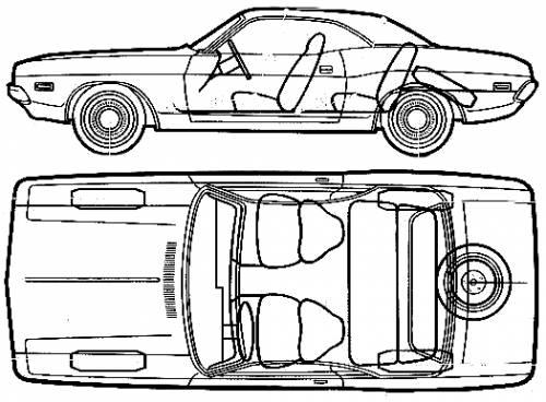 Dodge Challenger (1972)