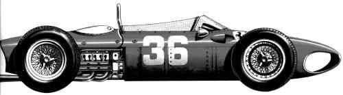 Ferrari 156 F1 (1961)