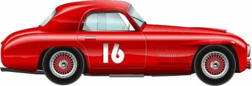 Ferrari 166 S Allemano (1948)