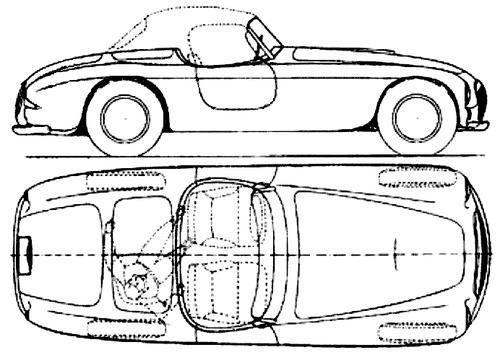 Ferrari 212 Export Spyder Special (1951)