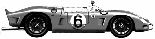 Ferrari 246P Targa Florio (1961)