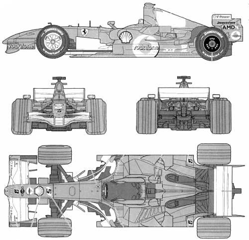 Ferrari 248 F1 GP (2006)