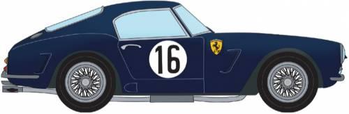 Ferrari 250 GT swb LM (1960)