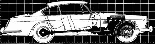 Ferrari 250 GTE 2+2 (1962)