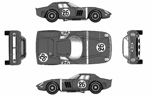 Ferrari 250GTO no.26 (1964)