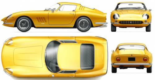 Ferrari 275 GTB4 (1966)