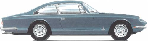 Ferrari 365 GT 2+2 (1967)