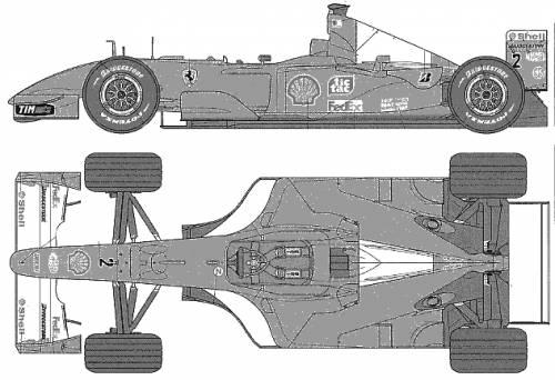 Ferrari F2001 (2001)