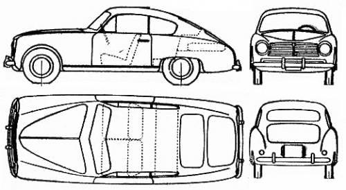 Fiat 1100 ES (1951)