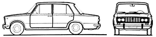 Fiat 124 Special (1973)