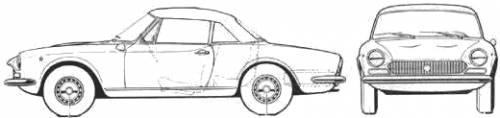 Fiat 124 Spider (1972)