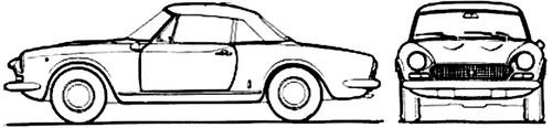 Fiat 124 Spider (1974)