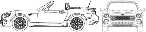 Fiat 124 Spider (2016)