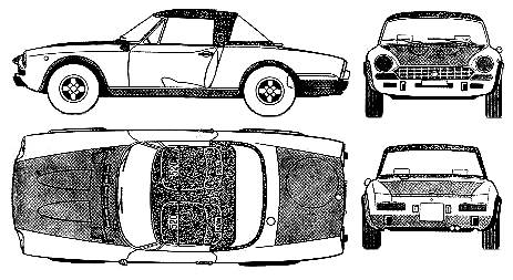 Product info furthermore 1982 Fiat Spider 124 Wiring Diagram additionally 310873467992 in addition Mazda Miata Radio Wiring Harness Diagram as well 2013 03 01 archive. on fiat spider