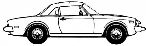Fiat 124 Sport Spider (1977)