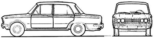 Fiat 125 (1968)