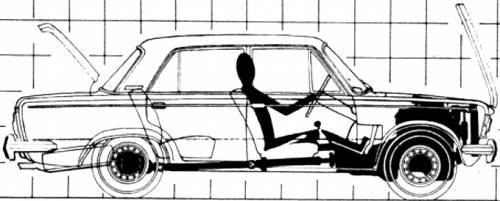 Fiat 125 S (1971)