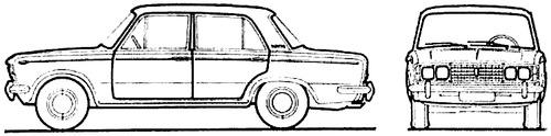 Fiat 125 Special (1968)