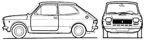 Fiat 127 (1973)